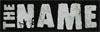 The Name logo thumb1