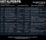 Agenda week 2
